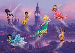 Disney Fairies fotobehang Londen L