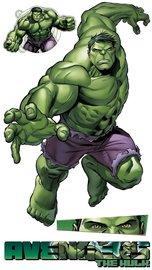 Avengers muurstickers XXL Hulk