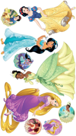 Disney Princess muurstickers XXL set II