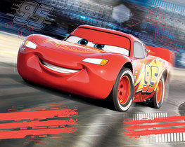 Disney Cars McQueen behang - WT