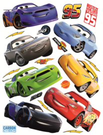 Cars muurstickers XL Cars3