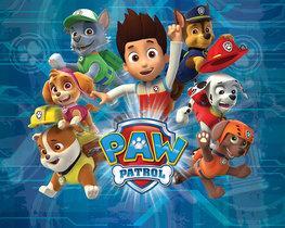 Paw Patrol behang - WT