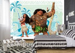 Vaiana fotobehang Maui