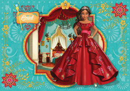Elena van Avalor fotobehang Born to lead