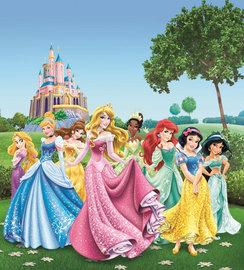 Disney Princess behang - Dreamland M
