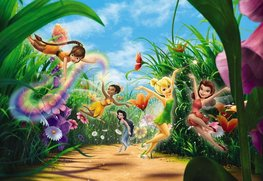 Disney Fairies fotobehang Meadow