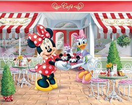 Minnie Mouse behang - WT