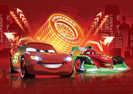 Disney Cars fotobehang Neon L
