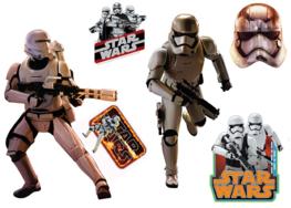 Star Wars muurstickers Stormtrooper L