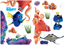 Finding Dory muurstickers L