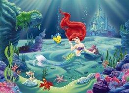 Ariel - De kleine Zeemeermin behang L