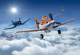 Disney Planes behang XL