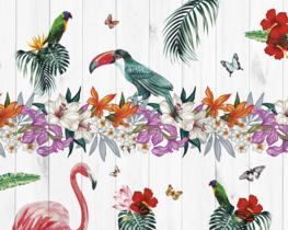Birds of Paradise behang