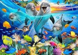 Onderwater fotobehang Sealife