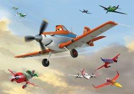 Planes fotobehang AG