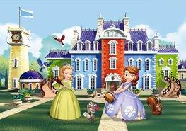 Sofia het prinsesje behang XL