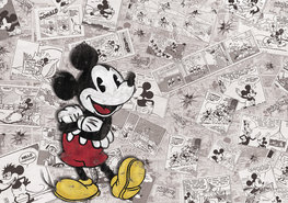 Mickey Mouse Classic fotobehang