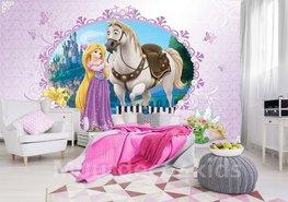 Rapunzel fotobehang Maximus XXL