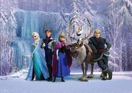 Frozen fotobehang XL