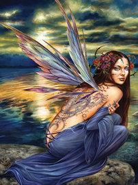 Alchemy fotobehang Sylundine Fairy