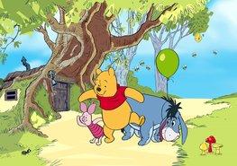 Winnie the Pooh fotobehang XL vlies