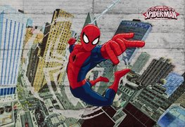 Spiderman behang XL Ultimate Spiderman