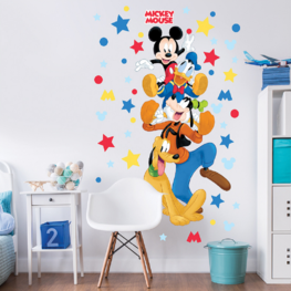 Disney Mickey Mouse muursticker XXL