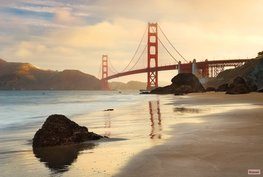 Golden Gate fotobehang
