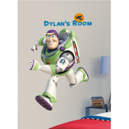 Toy Story muursticker Buzz Lightyear
