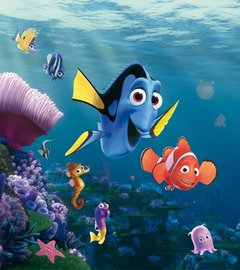 Finding Nemo behang M
