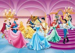 Disney Princess behang L Gala