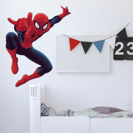 Ultimate Spiderman muursticker RMK