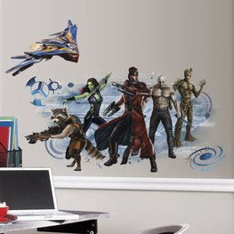 Guardians of the Galaxy muursticker