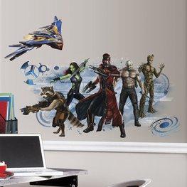 Guardians of the Galaxy muursticker