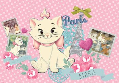 Disney Marie behang Parijs XL