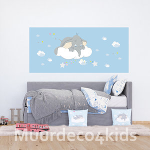 Dumbo behang poster H