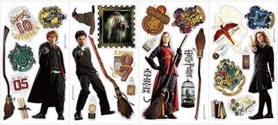 Harry Potter muurstickers RMK