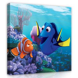 Finding Nemo canvas schilderij