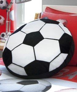 Verwonderend Voetbal vloerkleed 60cm rond € 19,95 | Muurdeco4kids RP-13