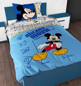 Mickey Mouse dekbedovertrek Jippie