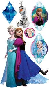 Frozen muurstickers XXL
