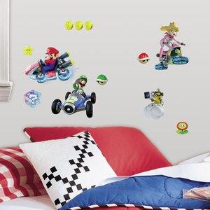 Mario Kart 8 muurstickers