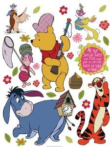 Winnie The Pooh Muursticker.Winnie The Pooh Muurstickers Special Things Xl 24 95