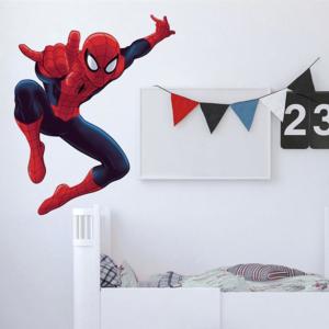 Ultimate Spiderman muursticker RMK1796GM