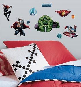 Avengers Assemble muurstickers RMK2242SCS