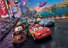 Disney Cars behang Race team L