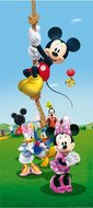 Mickey Mouse deurposter Clubhouse