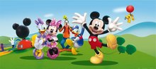 Mickey Mouse Disney Club behang poster H
