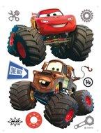 Cars Monster Trucks muurstickers XL