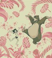 Jungle Book behang Dance the Jungle